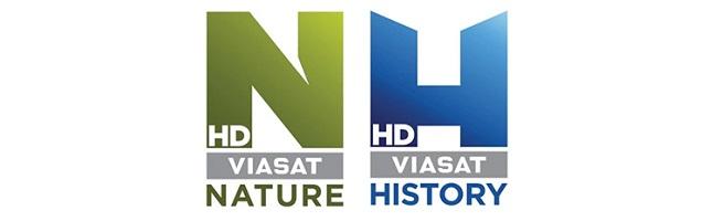 Viasat Nature HD / Viasat History HD